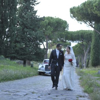 A beautiful wedding at Villa Dino