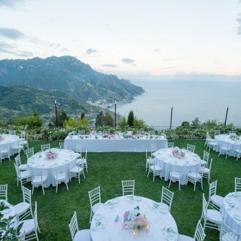 Ravello wedding by the sea