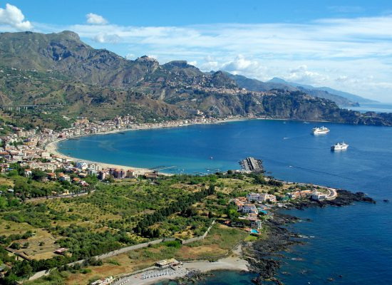 Sicily, the sunny land