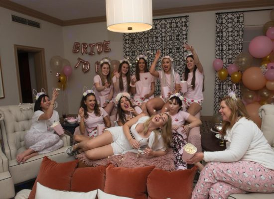 The perfect bachelorette party