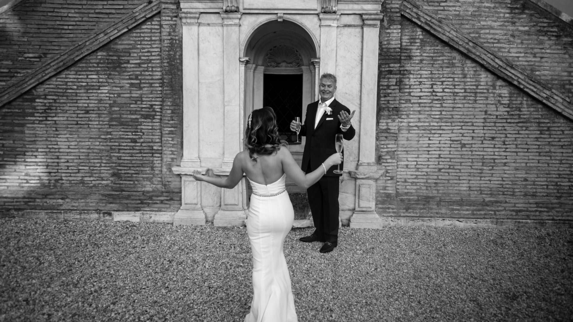A Roman affair the elopement wedding
