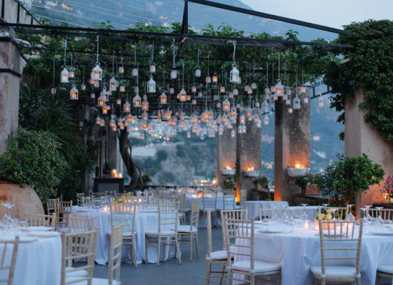 The best spots for a wedding in the Amalfi Coast