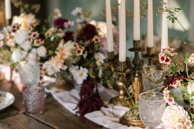 All About Rustic Weddings